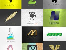 Design a sleek modern professional vector logo (unlimited drafts)