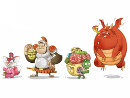 Design you a cartoon character/ mascot