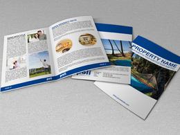 Design one side professional flyer