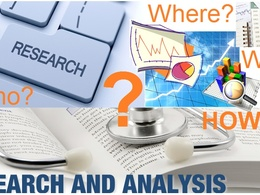Provide web research & Expert analysis for science, arts, business / general projects