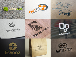 Design professional logo/logo-type with unlimited revisions