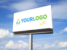 Advertise your logo / event / image on a billboard. Good for social media!