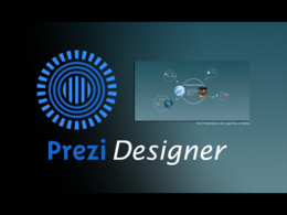 Design a professional 10 slide Prezi Presentation