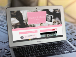 Design you a bespoke 6 page Wix website from scratch