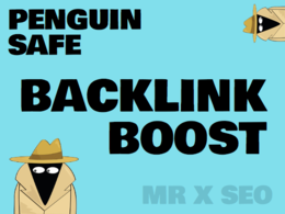 Manually create 20 PR9 Penguin safe back links to boost rankings and SEO