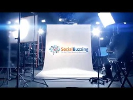 Create an AWESOME video promoting your Logo in a Cinematic Studio use on Social Media