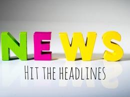 Provide PR Toolkit & bespoke Press Release to hit the headlines