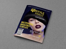 Design magazines or digital magazines for ipad&tab