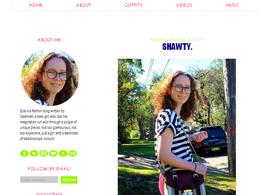 Design a bespoke blogger blog template