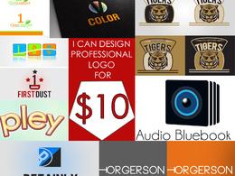 Design a professional unique high quality logo