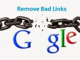 Disavow bad backlinks for Google Manual penalty Recovery