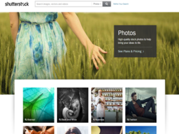 Provide you with 5 high res image or vectors from Shutterstock