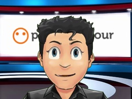 Create a talking video from your caricature, avatar or photo image