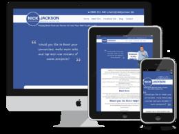 Design a custom Wordpress / Joomla / Drupal template that is mobile friendly.