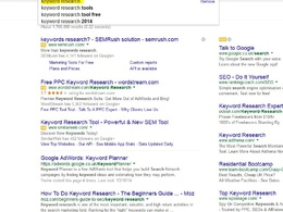 Provide detailed Keyword Research Report for PPC & SEO