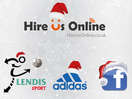 Convert your Logo / Company name in Special Christmas effect