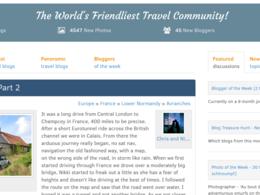 Guest post your blog on PR6 DA72 Travel website