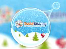 Give your logo a fantastically festive Christmas Make over!