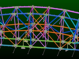 Make 3D structure model