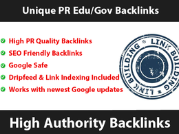 Improve your website authority and search rankings with high quality EDU Backlinks
