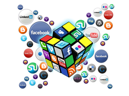 Set up as many social media business pages you need including Facebook, Twitter etc