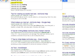 Write & setup 50 highly targeted PPC Adwords Ads with Calls to Actions Ad Copy