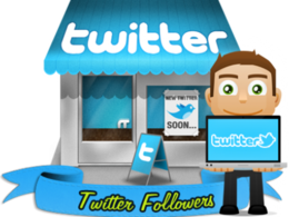 Add Real Guaranteed 3000 Twitter Followers with 1000 Retweets