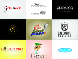 Design professional and eye catching vector logo
