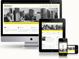 Develop a responsive website in wordpress cms+logo(unlimited revisions)
