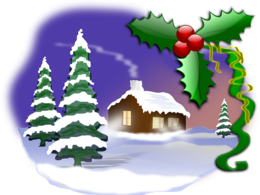 Create a Christmas eCard for your business
