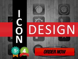 Design professional APP icon