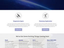 Design a Custom 1 Page Website