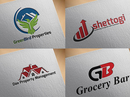 Create a professional logo design with 5 concept and unlimited revisions