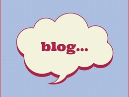 Write a topical blog post or feature