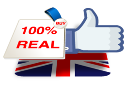 Add 100 genuine and active UK and US based Facebook likes to your fan page