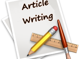 Write 400 words article in $12