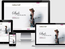 Convert 5 pages PSD into a fully functional Responsive WP site