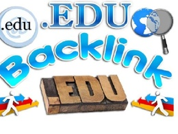 Create 12 EDU backlinks and index them plus bonus