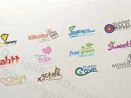 Design a fresh clean professional logo