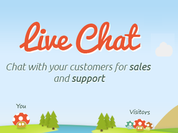 Online Web Based Live Support Chat to boost business and satisfied clients