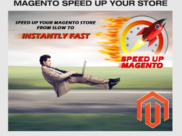 Speed up / Optimize your Magento Store