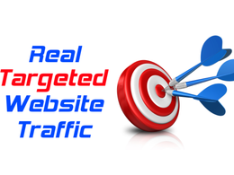 Send 10,000 Visitors Targeted Traffic to Your Website