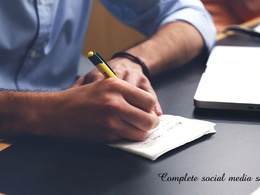 Provide  Social Media Marketing Strategy for business