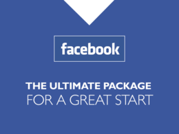 Setup and design a complete facebook page