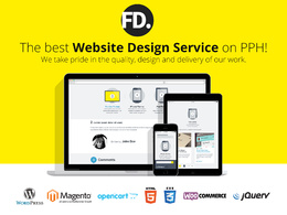 Create a fully responsive and search engine optimised Wordpress website