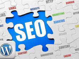 Optimize your Wordpress website for SEO.