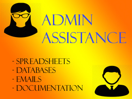 Be your admin worker for one hour