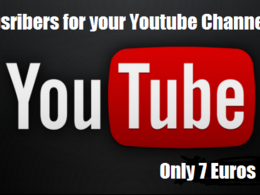 Add 125 Subscribers to your Youtube Channel