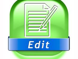 Convert, create, unlock & edit your PDF document