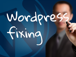 Fix any issue on your wordpress site